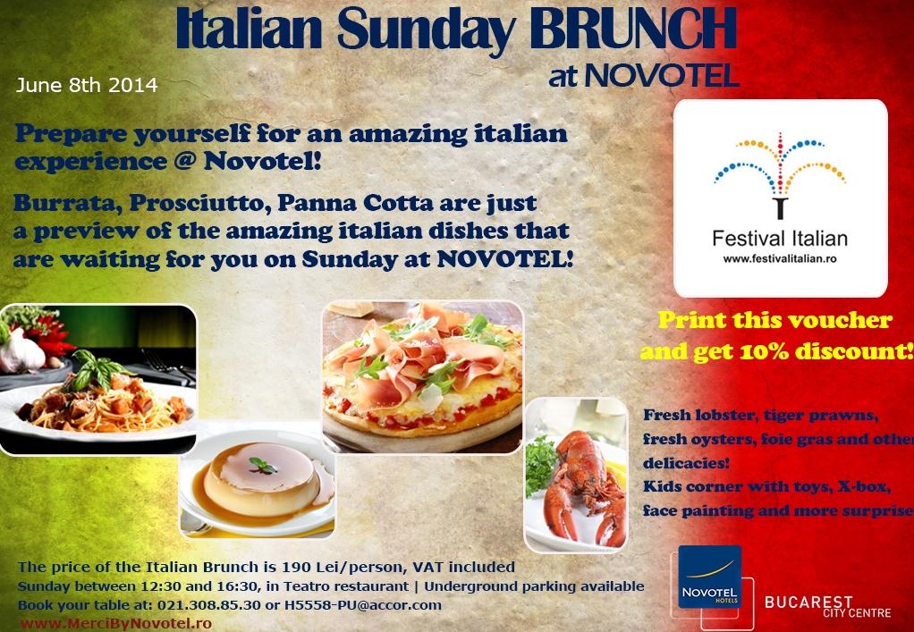 Italian Brunch