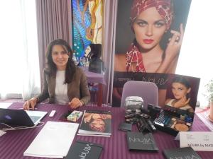 Anna Fendrich, Export Manager la firma Nouba