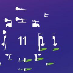 25 mai 2019 – Antonio Raia si Renato Fiorito la Green Hours Jazz Fest (11-a ediție – 23 – 26 mai)