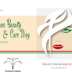 ITALIAN BEAUTY AND CARE DAY (28 MAGGIO)