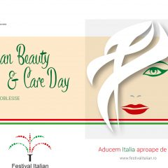 ITALIAN BEAUTY ANDCARE DAY (28 MAI)