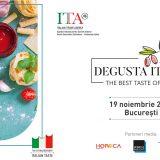 DEGUSTA ITALIA – 19 noiembrie 2019